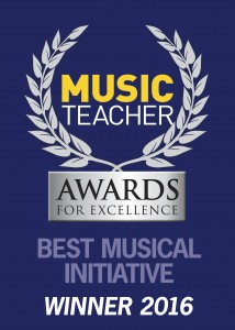 MTAwards2016 Best Musical Initiative
