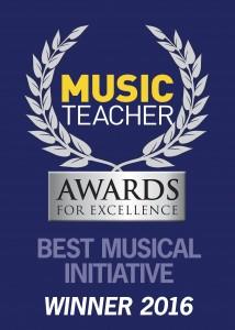 MTAwards2016 Best Musical Initiative