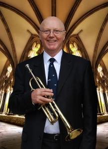 Crispian Steele-Perkins at Salisbury Cathedral